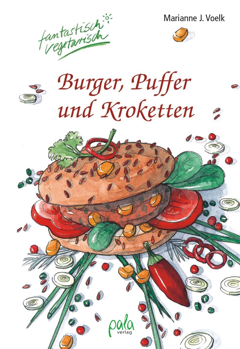9783895661990 Burger, Puffer und Kroketten