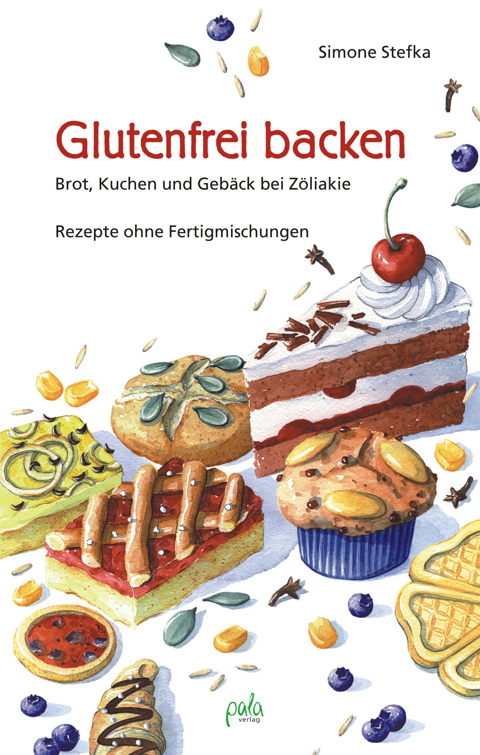 9783895662263 Glutenfrei backen