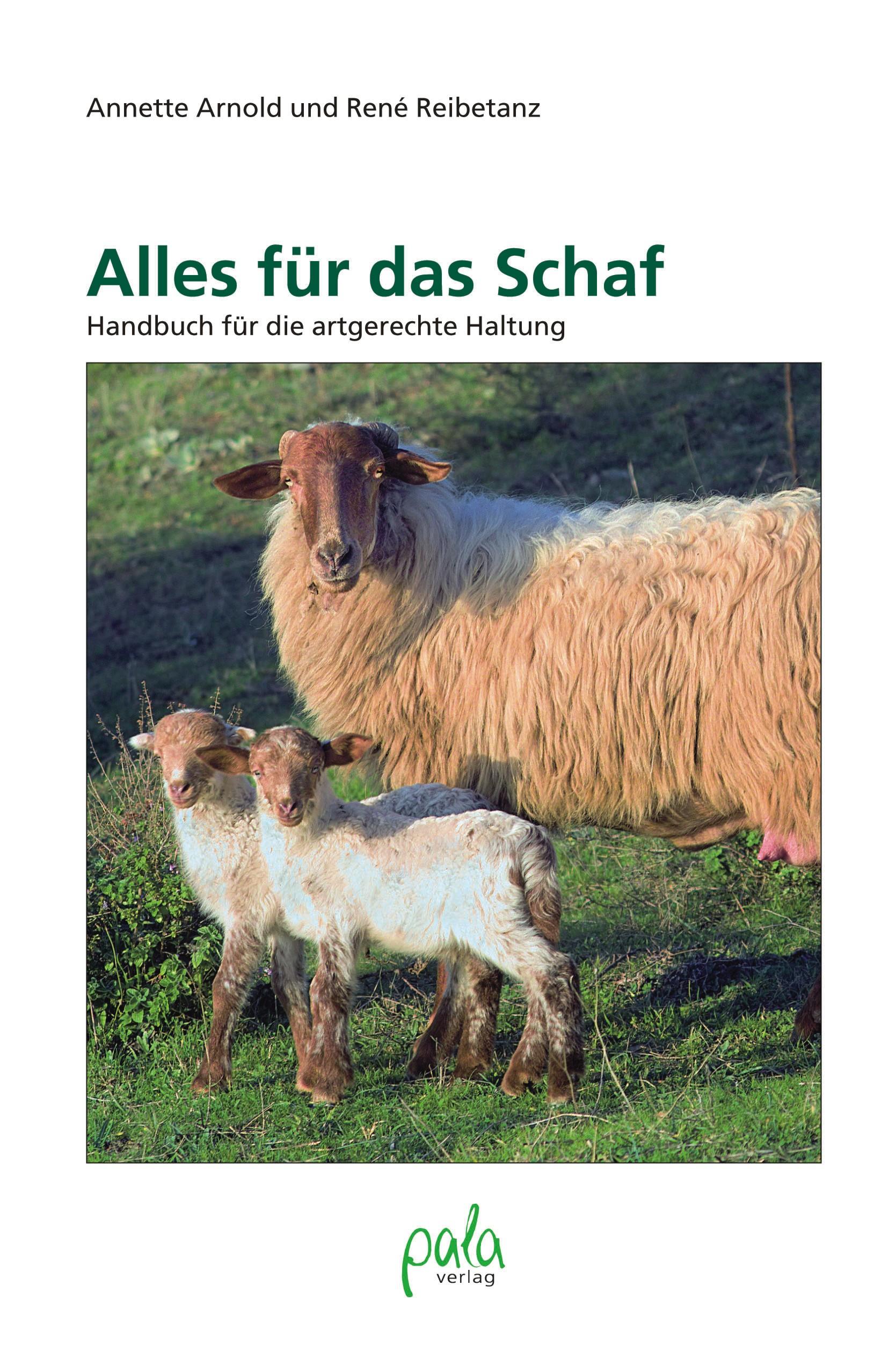 9783895662362 Alles für das Schaf