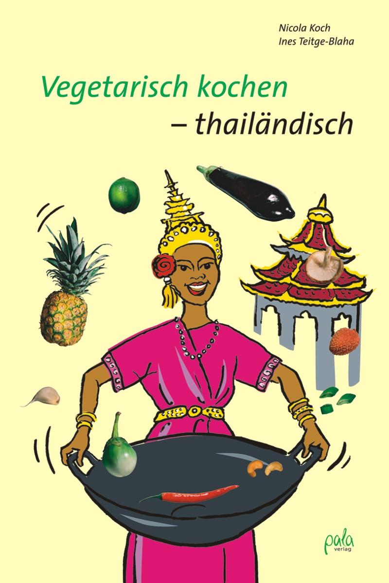 9783895662553 Vegetarisch kochen - thailändisch