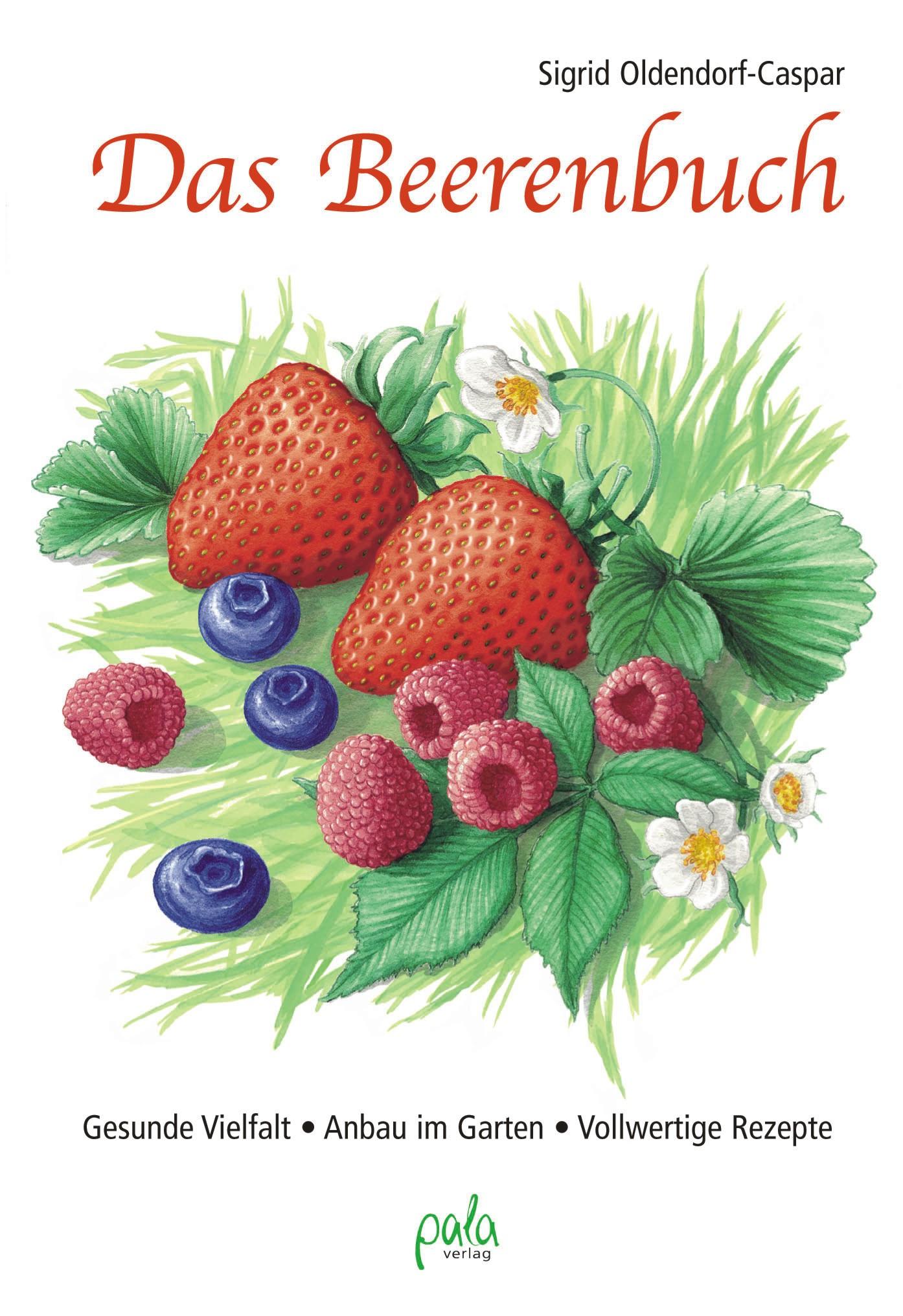 9783895662584 Das Beerenbuch