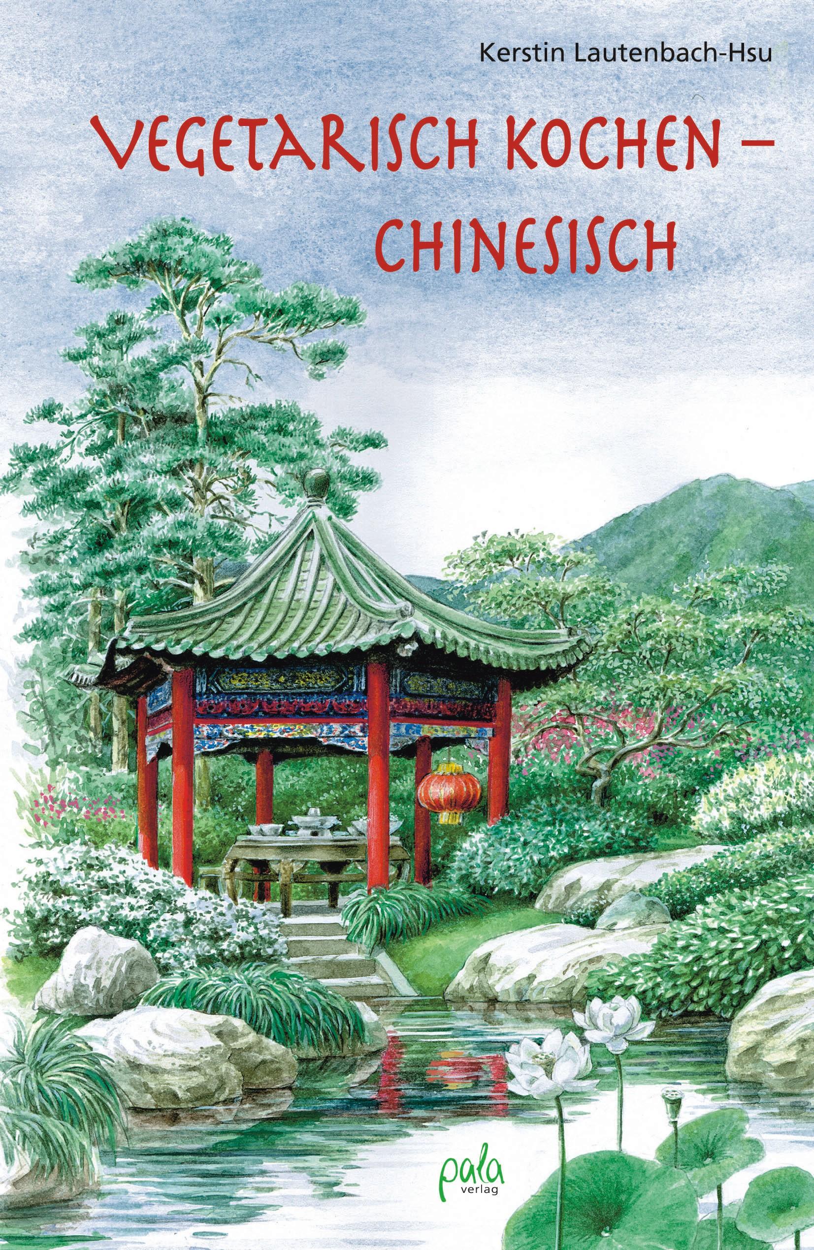 9783895662591 Vegetarisch kochen - chinesisch