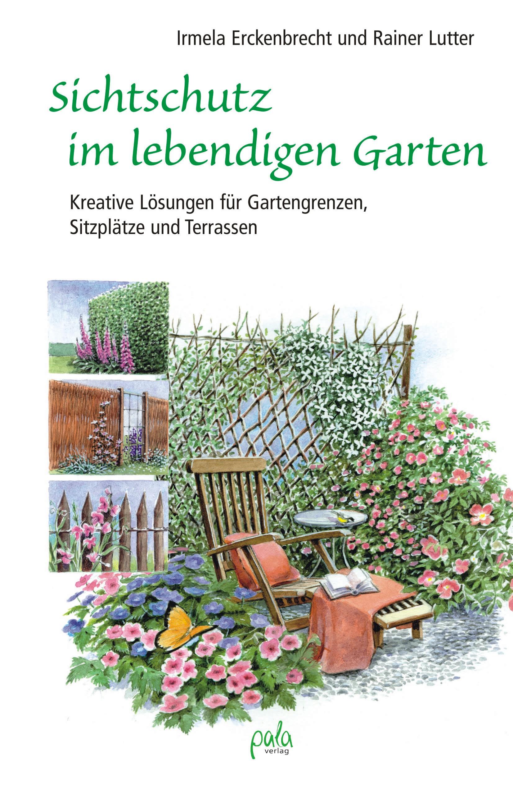 9783895662683 Sichtschutz im lebendigen Garten