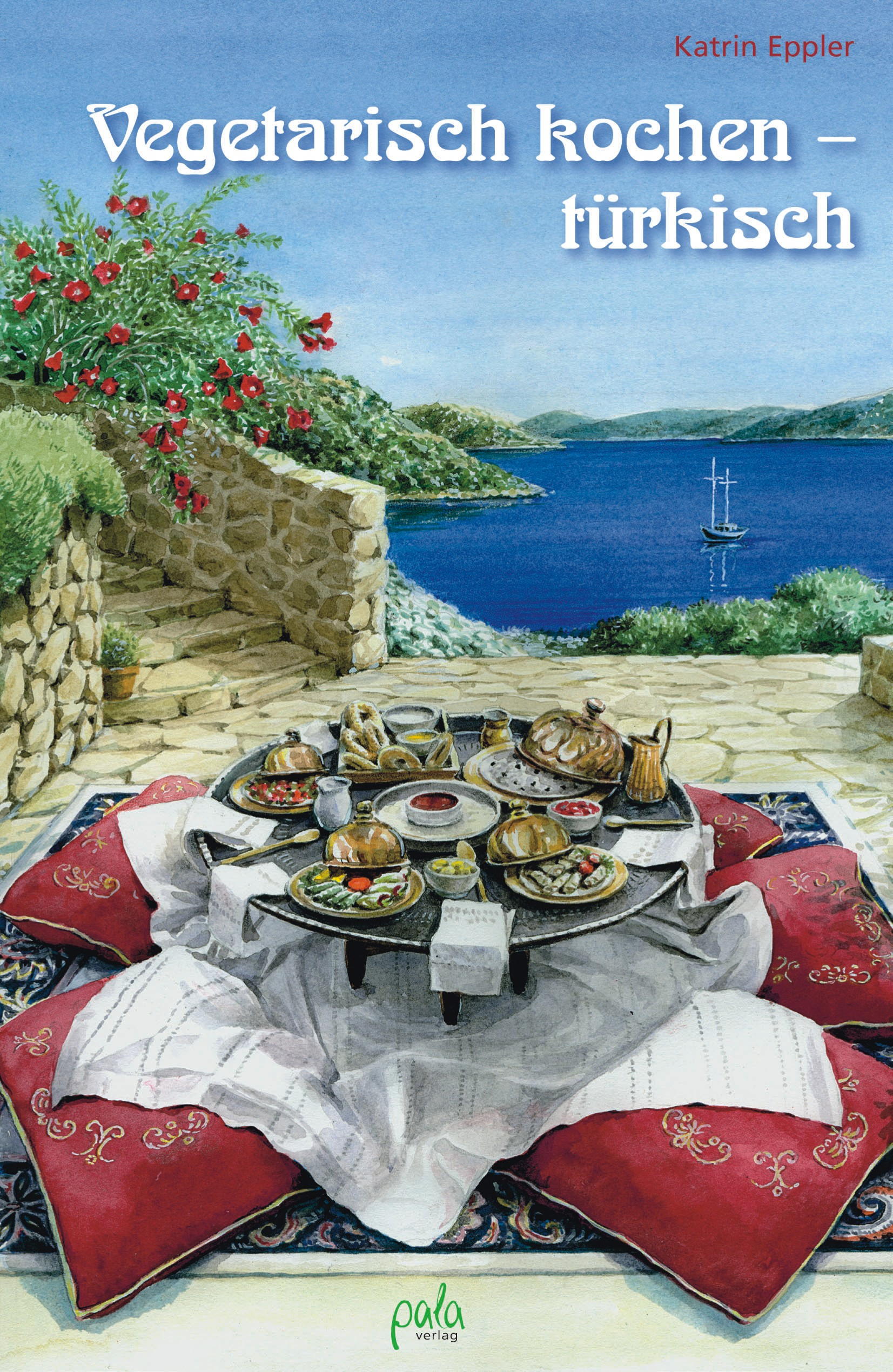 9783895662713 Vegetarisch kochen - türkisch
