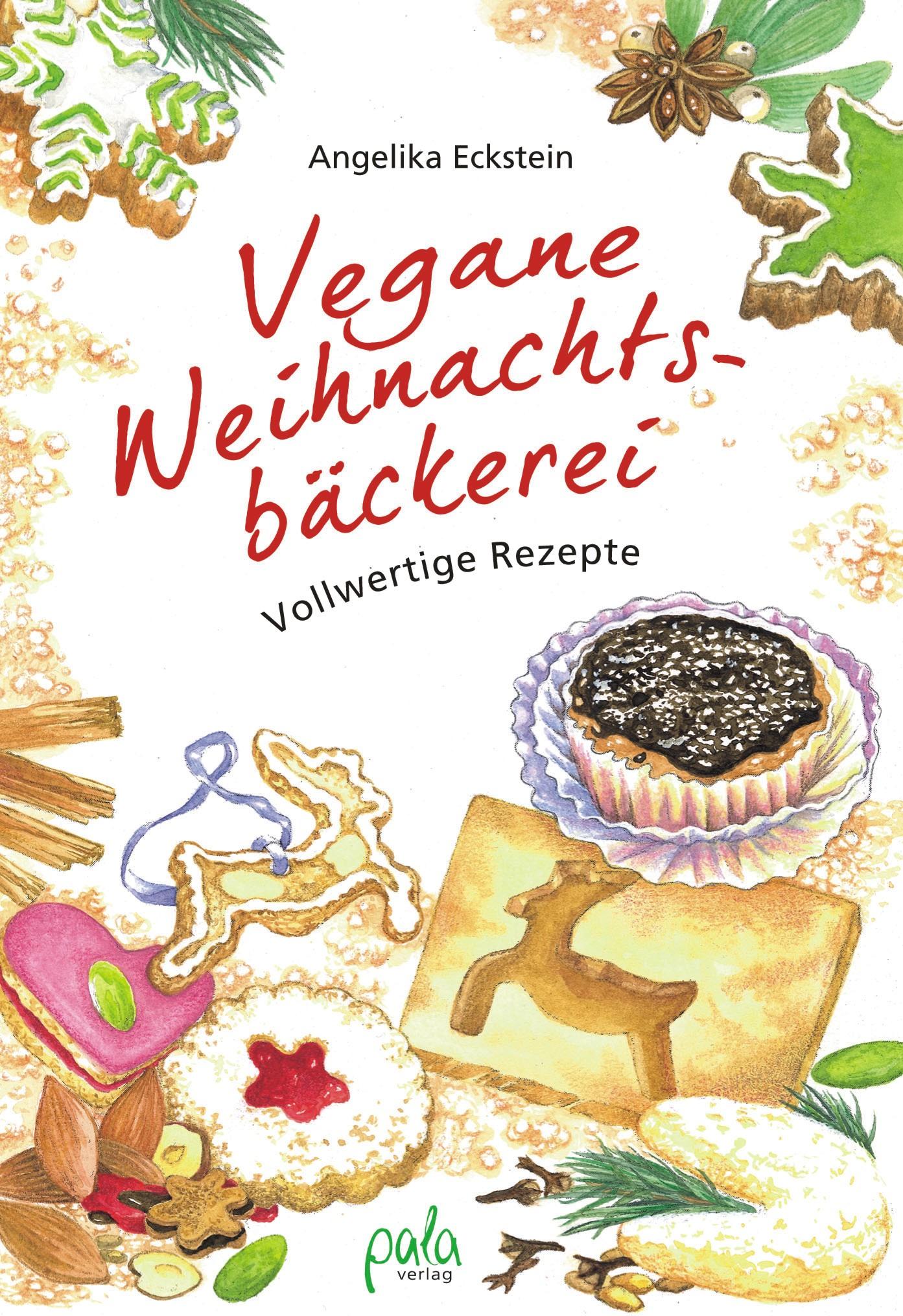 9783895662751 Vegane Weihnachtsbäckerei