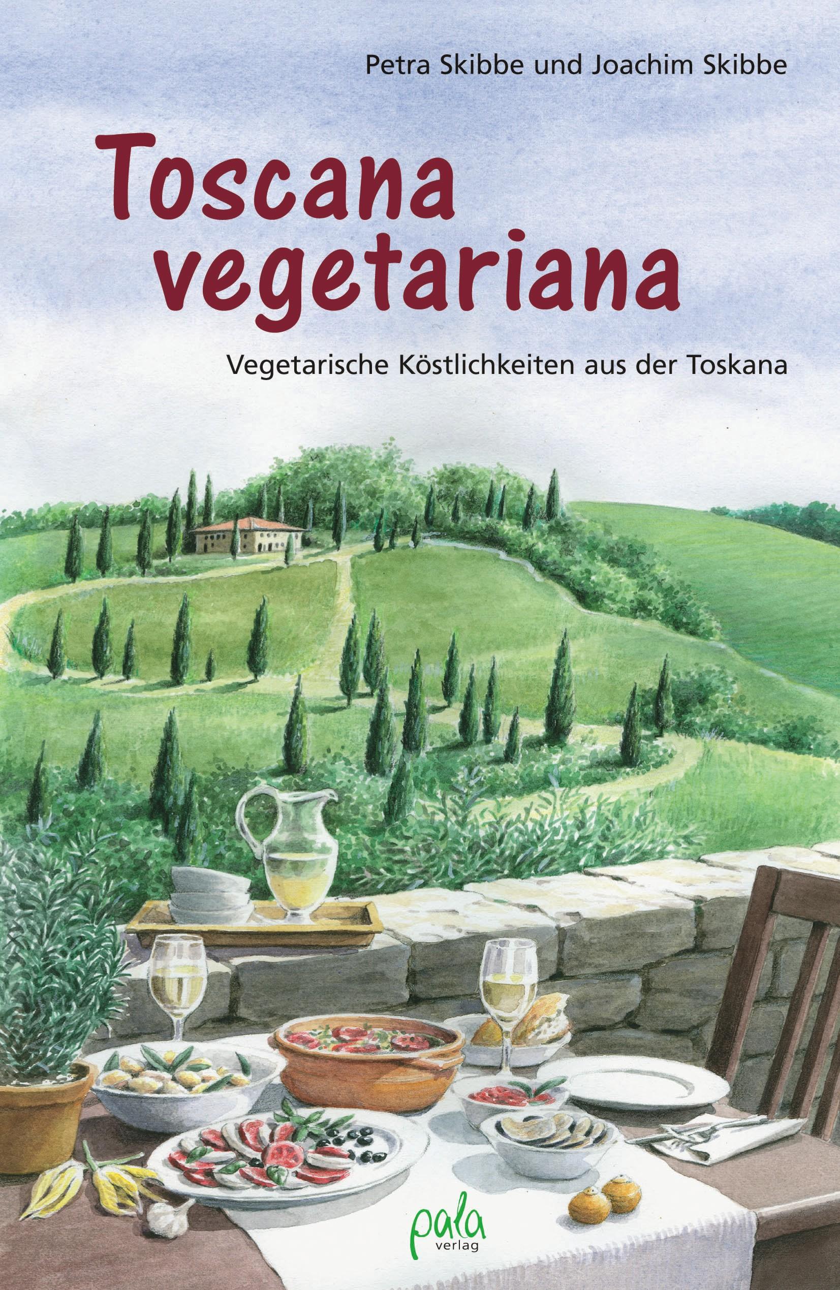 9783895662782 Toscana vegetariana