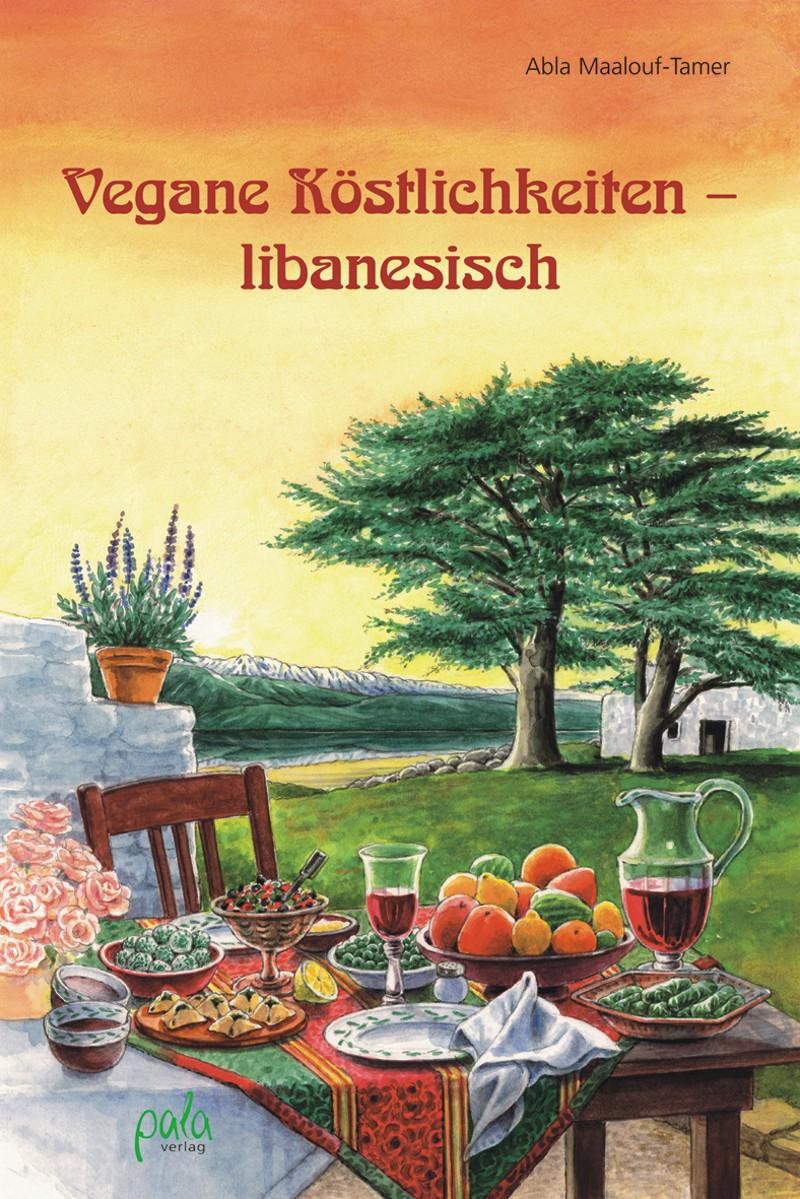 9783895662843 Vegane Köstlichkeiten - libanesisch