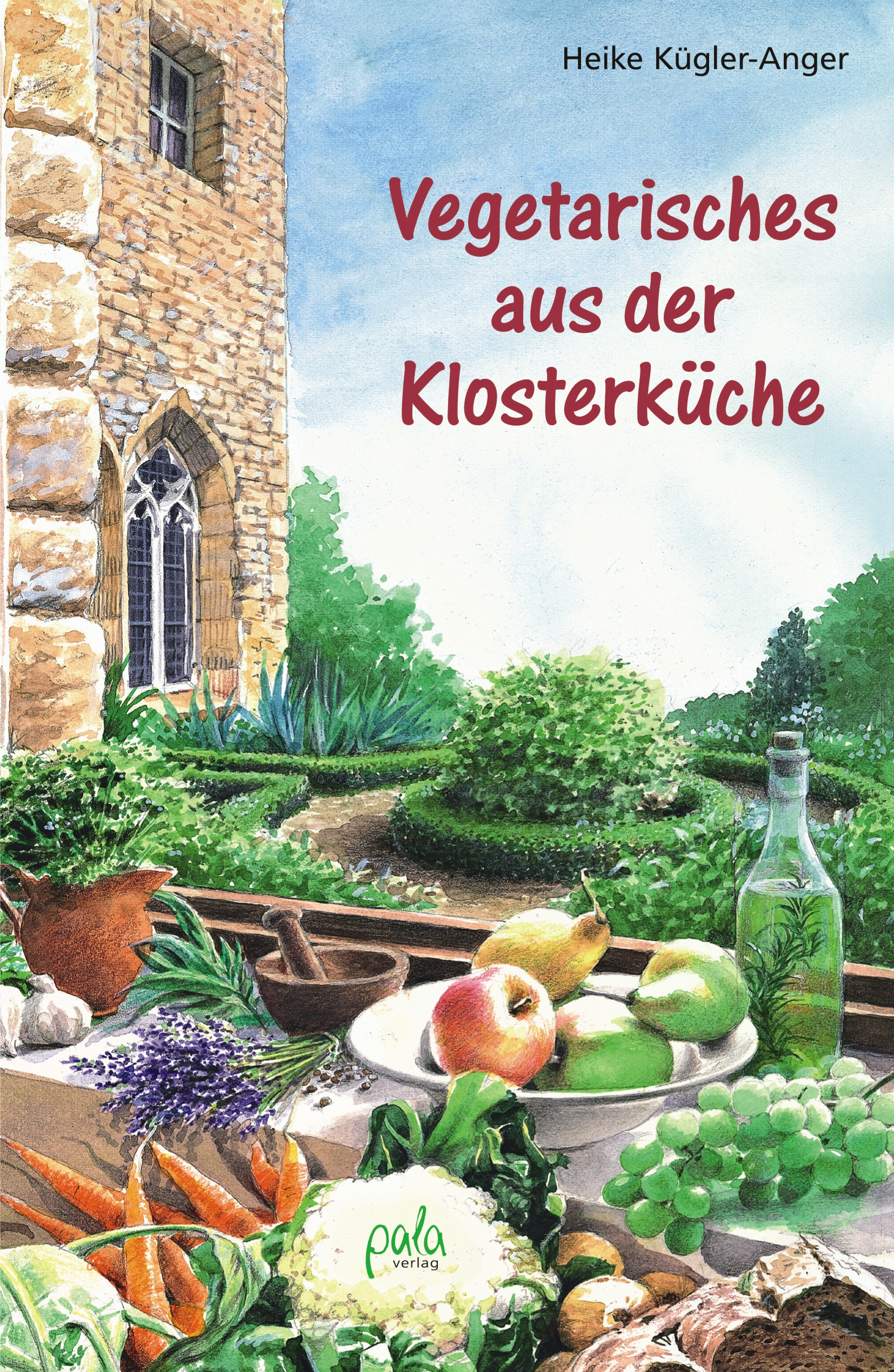 9783895662867 Vegetarisches aus der Klosterküche