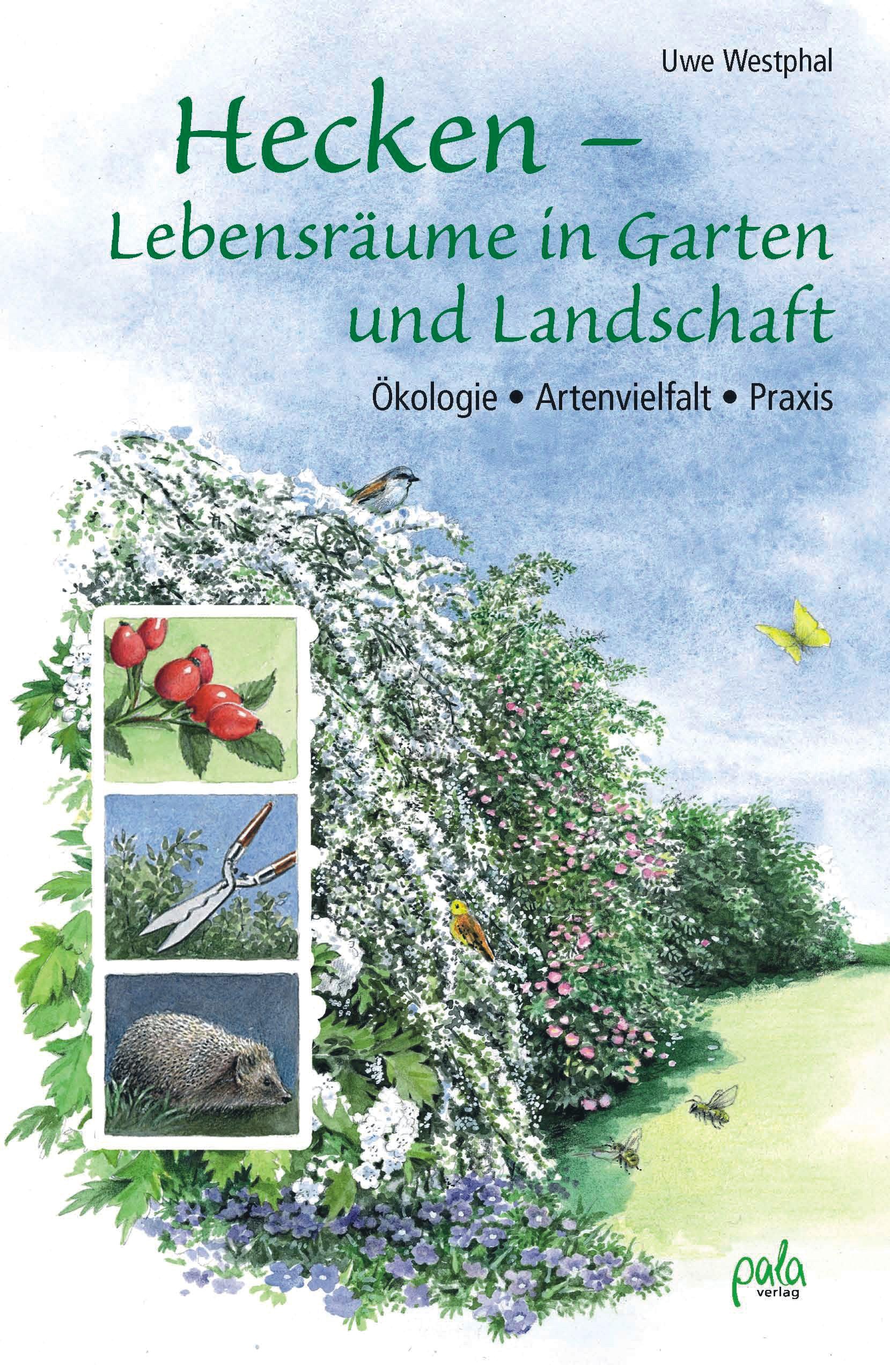 9783895662966 Hecken - Lebensräume in Garten und Landschaft