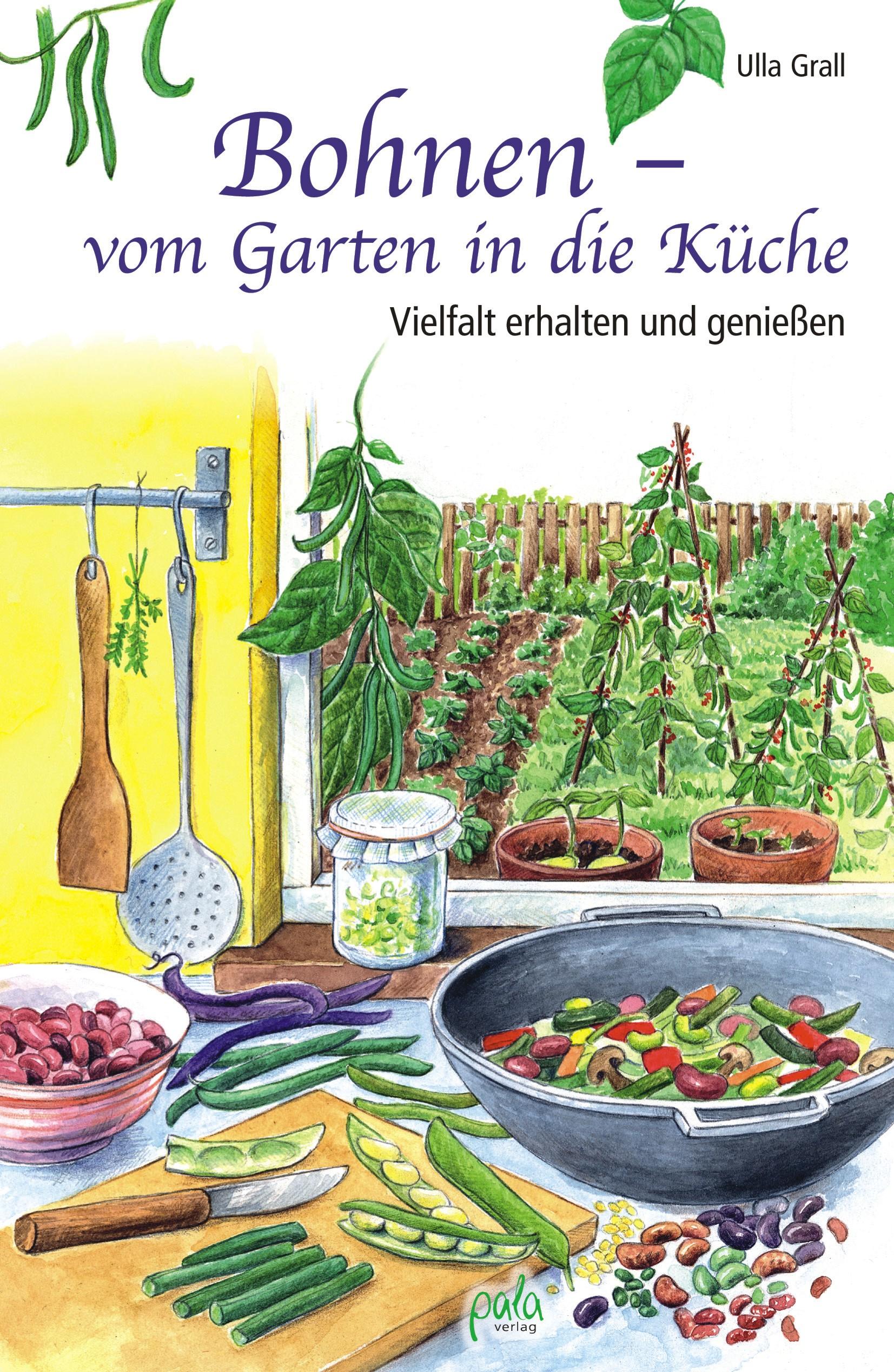 9783895662980 Bohnen - vom Garten in die Küche