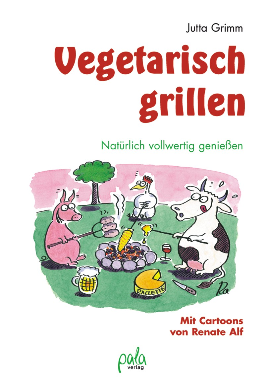 9783895663017 Vegetarisch grillen