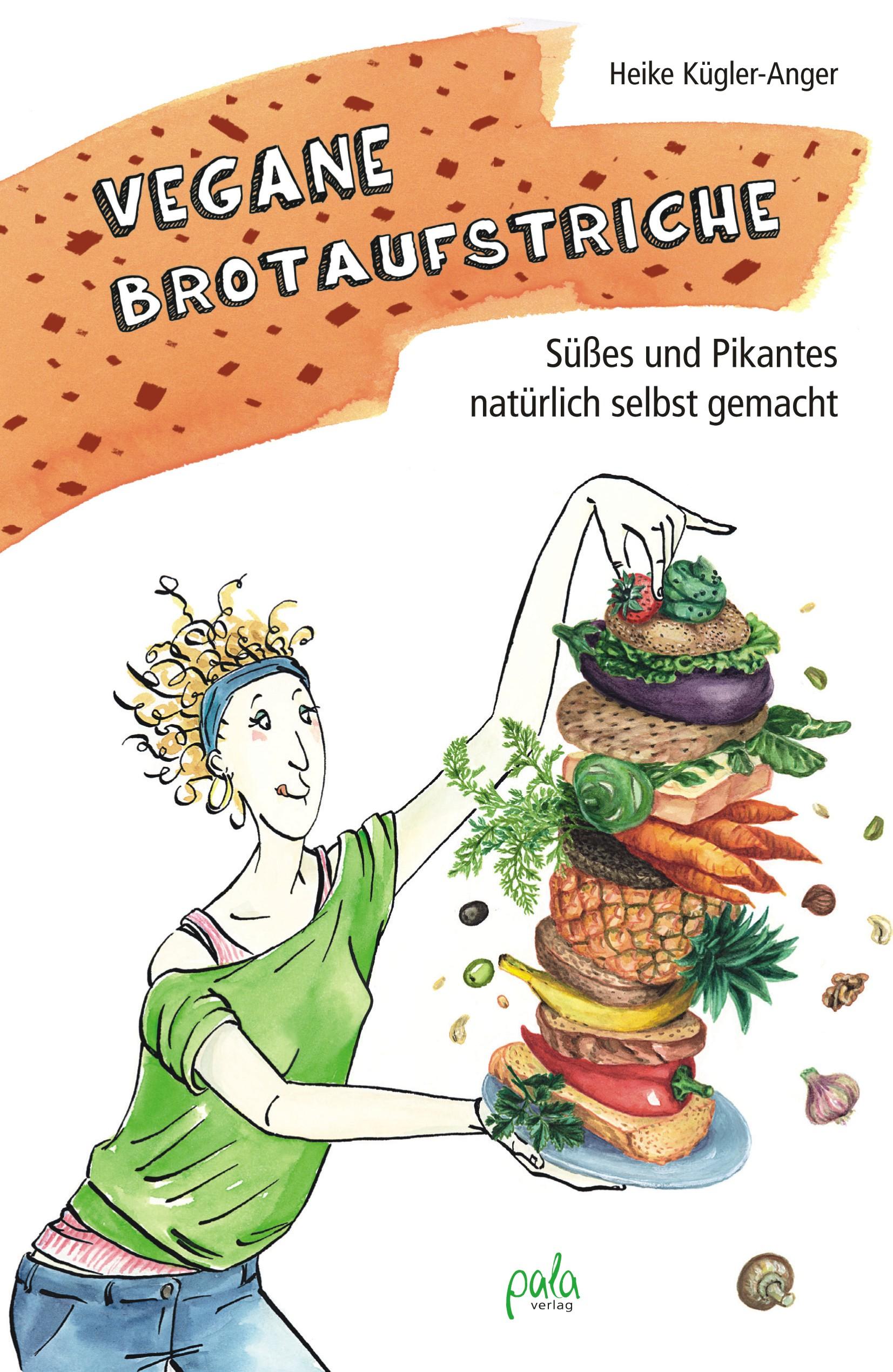 9783895663147 Vegane Brotaufstriche