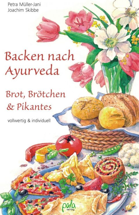 9783895663239 Backen nach Ayurveda