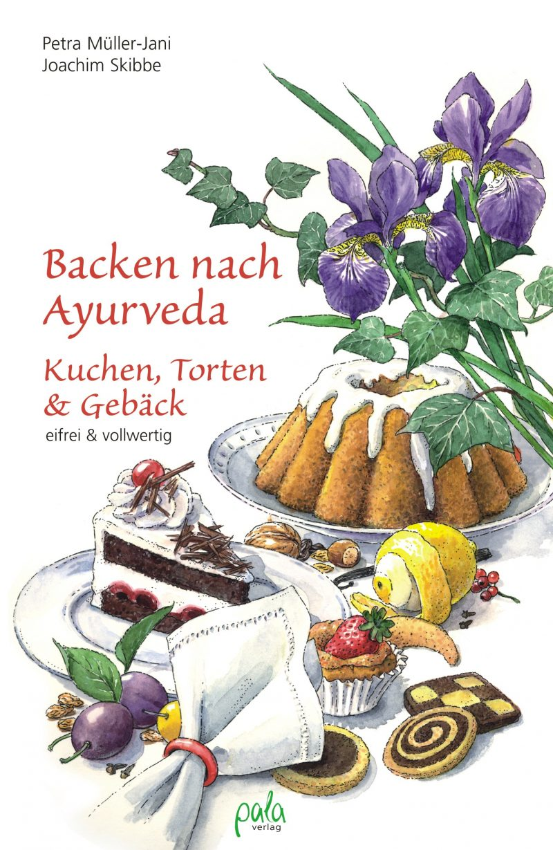 9783895663246 Backen nach Ayurveda