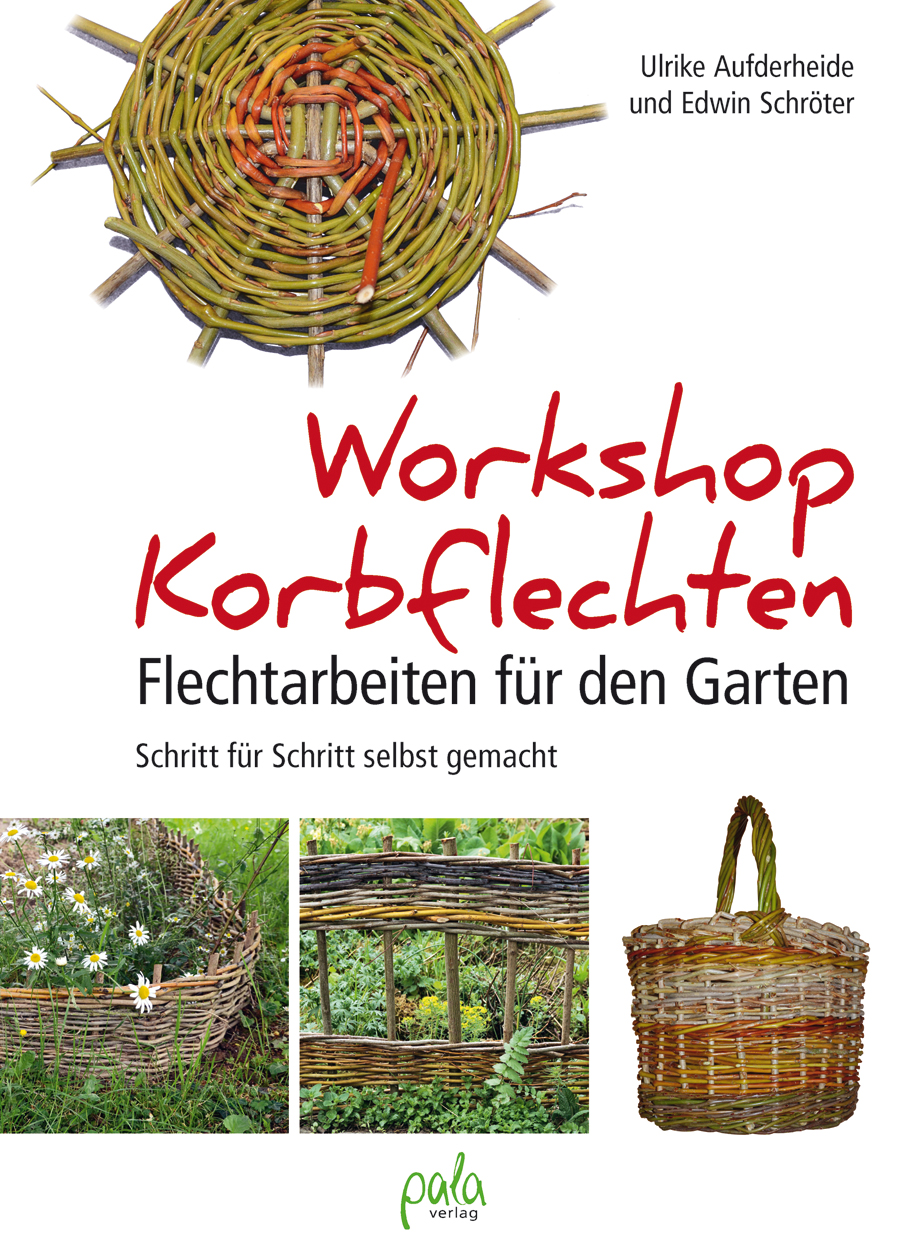 9783895663697 Workshop Korbflechten