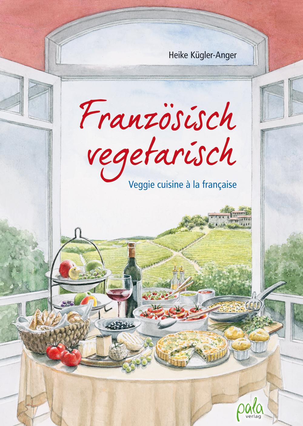 9783895663741 Französisch vegetarisch