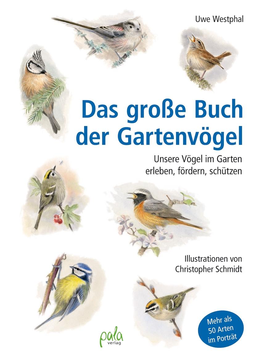 9783895669758 Das große Buch der Gartenvögel