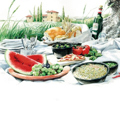 Vegetarisch international
