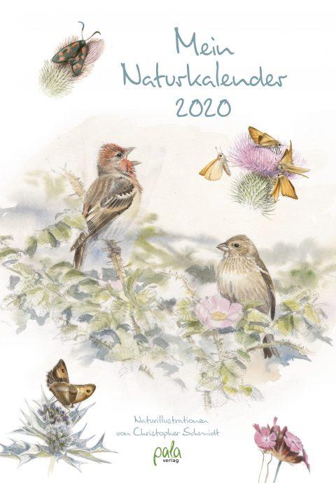 9783895663901 Mein Naturkalender 2020