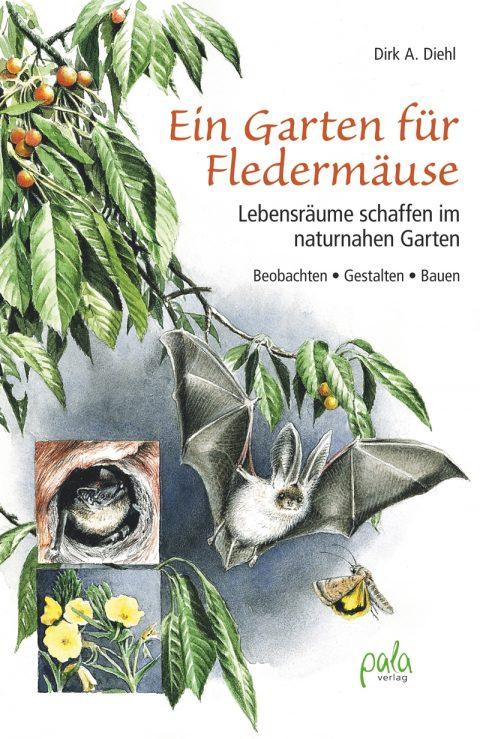 9783895663116 Ein Garten für Fledermäuse