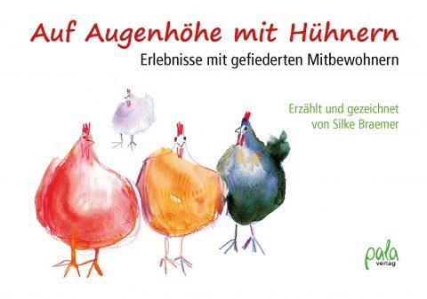 9783895663970 Auf Augenhöhe mit Hühnern