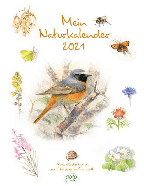 9783895664007 Mein Naturkalender 2021