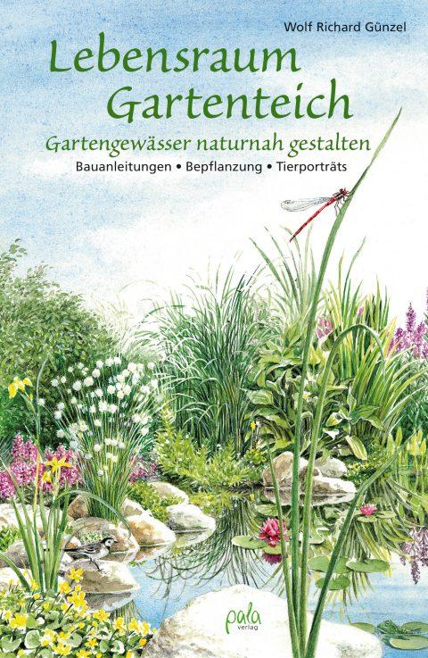 9783895666476 Lebensraum Gartenteich