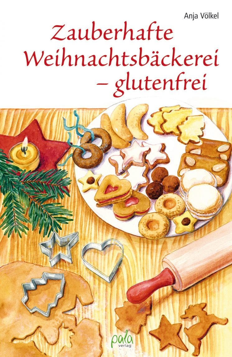 9783895663383 Zauberhafte Weihnachtsbäckerei - glutenfrei