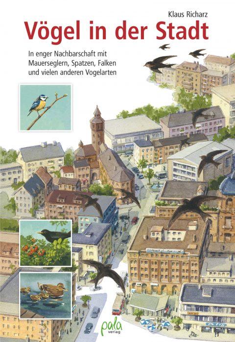 9783895663437 Vögel in der Stadt